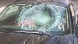 Έσπασαν το αυτοκίνητο του Φαήλου Κρανιδιώτη μπροστά στα μάτια
