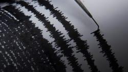 Σεισμός 4,4 Ρίχτερ στη θαλάσσια περιοχή βόρεια του