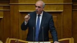 Μεϊμαράκης: «Ο ΠτΔ με τις εθνικές τοποθετήσεις του διευρμηνεύει τις απόψεις και τα αισθήματα όλων