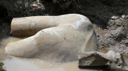 Ramsès II sort de sa tombe