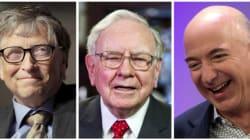 Αυτοί είναι οι 7 δισεκατομμυριούχοι με τα περισσότερα κέρδη το 2016 (και τα αστρονομικά