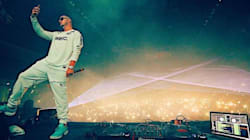 DJ Snake aux platines à