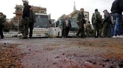 Syrie: le double attentat de Damas a fait 74