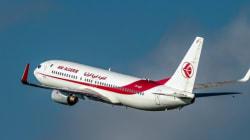 Un avion d'Air Algérie n'arrive pas à se poser à Sétif et retourne à