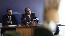Τζανακόπουλος - Σταθάκης για τη ΔΕΣΦΑ: «Κορυφαίο παράδειγμα μετα-αλήθειας» και «σχιζοφρενικό κατηγορητήριο» της