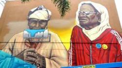 Sbagha Bagha réinvestit les murs de Casablanca