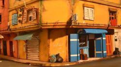 Ils reproduisent des rues de Casablanca en miniature dans les moindres détails
