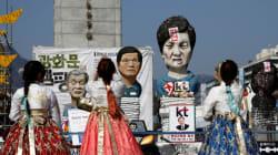 박근혜 파면에 대한 로동신문의