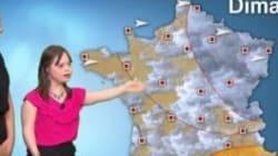 Mélanie Ségard, atteinte de trisomie 21, a présenté la météo sur France