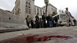시리아 내전 6주년, 자살폭탄 테러