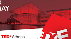 Το TEDxAthens 2017 επιστρέφει στις 13 Μαΐου στο