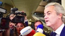 Le parti du député anti-islam Geert Wilders largement battu aux législatives