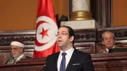 Les moments forts du discours de Youssef Chahed face aux
