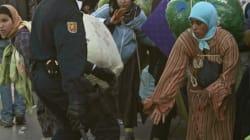 Le poste-frontière Tarajal II de Sebta rouvre, les bousculades de femmes-mulets continuent