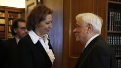 Παυλόπουλος: Η Ελλάδα πράττει στο ακέραιο το χρέος της και στο θέμα των