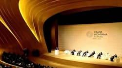 Forum Crans Montana: La 3e édition démarre