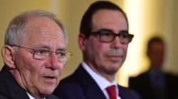 Δεν θέλουμε εμπορικούς πολέμους, λέει ο Υπουργός Οικονομικών του Τραμπ στη συνάντηση με τον
