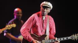 Décès du légendaire rocker Chuck Berry à 90