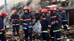 Décès d'un pompier dans un terrible incendie à