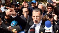 Négociations: El Othmani tend la main au PAM et à