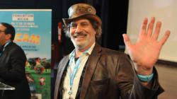 David Silverman au Maroc pour le 30e anniversaire des Simpson