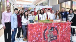 5 flavors: Πέντε γεύσεις-έκπληξη απο τους μαθητές του 5ου Γυμνασίου