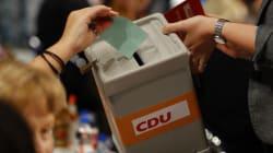 Αυξάνει στη Γερμανία η διαφορά υπέρ των Χριστιανοδημοκρατών σε βάρος του