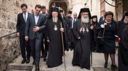 Να οδηγήσει τον ελληνικό λαό σε λιμένες ευημερίας ευχήθηκε στον Αλέξη Τσίπρα ο Πατριάρχης