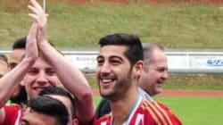 Samir Hadji est actuellement le meilleur buteur de D1