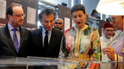 Lalla Meryem inaugure une exposition à l'Institut du monde arabe à