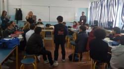 Ces élèves des établissements français de Tunisie découvrent, brillamment, le métier de