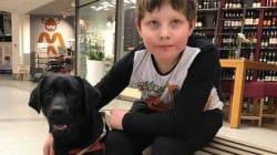 Der 8-jährige Luca ist Autist und steht kurz davor, seinen einzigen Freund zu verlieren - er braucht eure