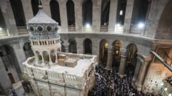 National Geographic: Οι επιστήμονες ανησυχούν ότι ο Πανάγιος Τάφος θα