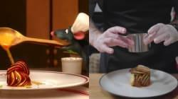 Ένας σεφ κάνει το όνειρό μας πραγματικότητα και δημιουργεί συνταγές βασισμένες σε ταινίες και