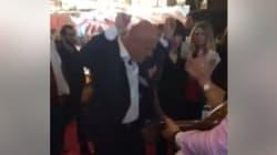 Quand l'ambassadeur de France en Tunisie danse sur du Hédi Jouini au Salon du livre de Paris