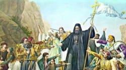 Οι προεστοί ήταν κατά της Επανάστασης και ο Παλαιών Πατρών Γερμανός δεν σήκωσε πρώτος το λάβαρο του
