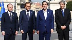 Τουσκ για επιστολή Τσίπρα: Θα διατηρήσουμε πολύ υψηλό επίπεδο κοινωνικής προστασίας και εργασιακών