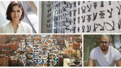 Calligraffiti: Les artistes Bahia Shehab et eL Seed récompensés par