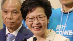 Η εκλεκτή του Πεκίνου, Κάρι Λαμ ορίστηκε επικεφαλής της κυβέρνησης του Χονγκ