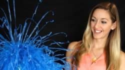 Γνωρίστε την Νταϊάνα Κάουερν, την Youtuber που κερδίζει χρήματα, εξηγώντας τους νόμους της