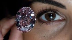 «Pink Star»: Το τεράστιο ροζ διαμάντι που πρόκειται να γίνει το πιο ακριβό στην