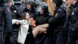 Η ιστορία πίσω από τη φωτογραφία της γυναίκας που έγινε το σύμβολο κατά της διαφθοράς στη
