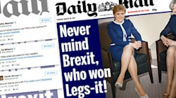 Why I Complained To The Press Regulator About The Daily Mail's Sexist 'Legs-It'