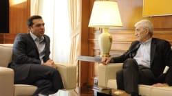 Συνάντηση Τσίπρα και Μπουτάρη με μέλη της ισραηλιτικής κοινότητας για το μνημείο του