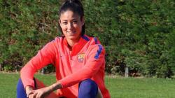 Leila Ouahabi, la défenseure d'origine marocaine du Barça qui marque des