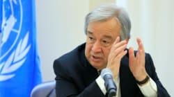 SG de l'ONU: