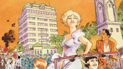 Plongée dans le Casablanca des années 50 avec la bande dessinée