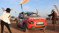 Rallye des Gazelles, une première participation en demi-teinte pour la voiture