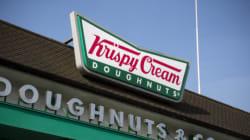 미국 브랜드 크리스피크림 도넛이 영국에서 이름을 바꾼 이유는 좀