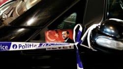 Έξι οι τραυματίες στις βίαιες συγκρούσεις μπροστά από την πρεσβεία της Τουρκίας στις
